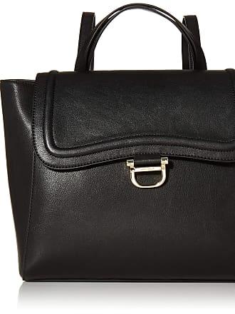 Nine West Womens Harper Backpack, Black, Medium