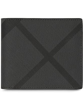Burberry london international bifold wallet - Black