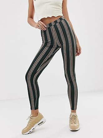 Asos legging in stripe print - Multi