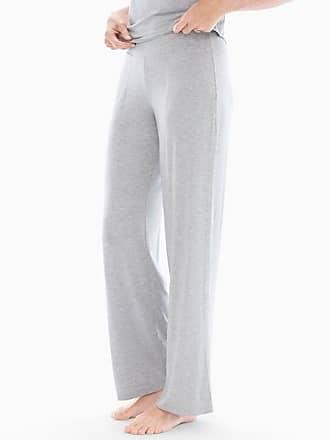 Soma Cool Nights Pajama Pants Heather Opal Gray, Size XS