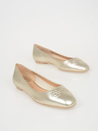4f423af0cdc Salvatore Ferragamo Leather BRONI Ballet Flats size 6
