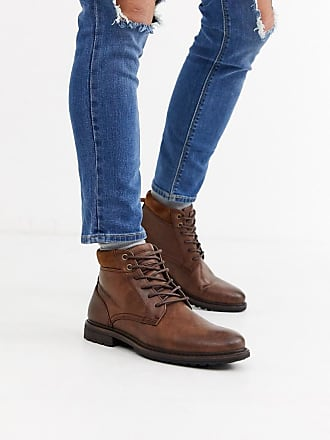 Topman boots in brown