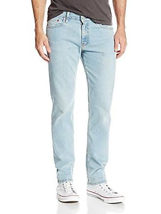 Levi's Mens 511 Slim Fit Jean, Blue Stone, 33x34