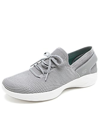 Skechers Tênis Skechers You Spirit Cinza