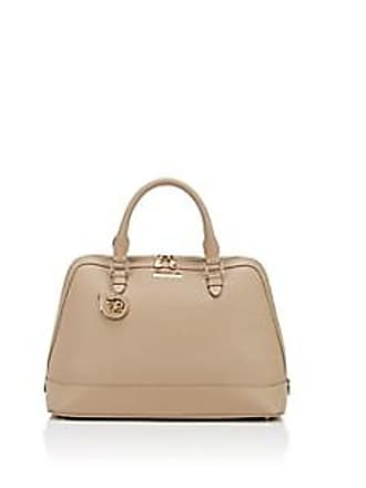 cea8c5c3e9 Versace Womens Leather Bowler Satchel - Neutral