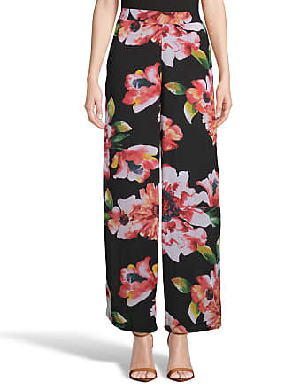 5twelve Floral-Print Lightweight Wide-Leg Pants