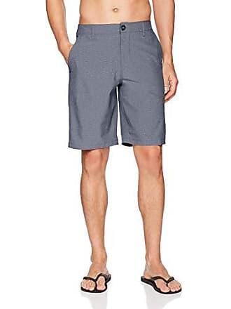 Rip Curl Mens Mirage Phase Boardwalk Hybrid Shorts, Navy 32