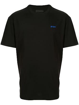 Off Duty Camiseta com logo - Preto