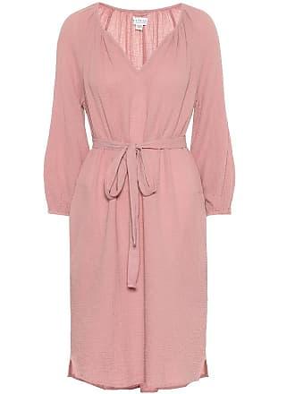 Velvet Kandra cotton midi dress