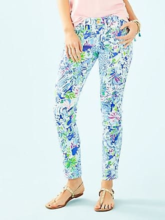 Lilly Pulitzer 29 South Ocean Skinny Pant