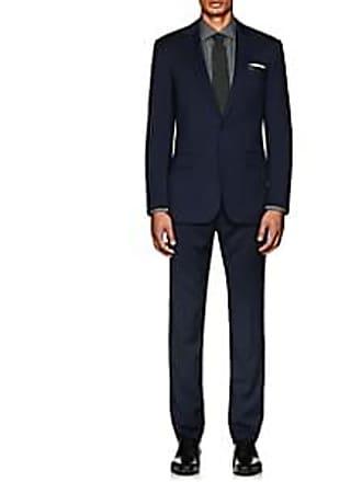 Ralph Lauren Purple Label Mens Anthony Wool Two-Button Suit - Navy Size 44 R