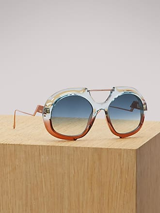 315df3bc8af Fendi® Round Sunglasses − Sale  up to −40%