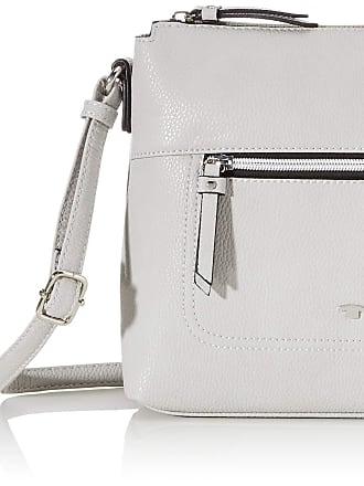 Tom Tailor Tom Tailor Acc Kasiana Womens Cross-Body Bag, Grey (Grau), 26.5x23x7.5 Centimeters (W x H x L)