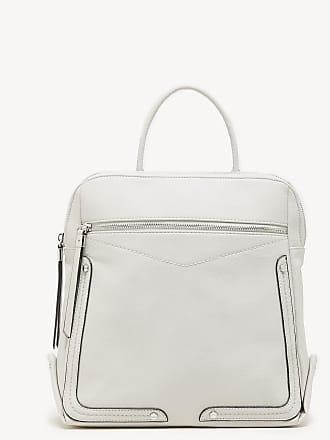Sole Society Womens Ledo Backpack Faux Leather Linen One Size From Sole Society