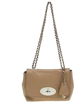 56a38cd8ee Mulberry Tan Leather Small Lily Shoulder Bag