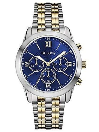 Bulova Relógio Masculino Bulova Analógico WB22346A - Prata