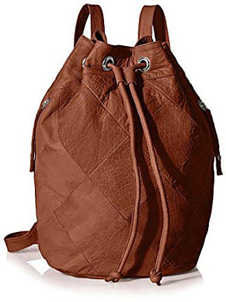 Day & Mood Womens Norman Backpack, Brown