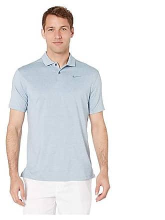 caa397c9889f Nike Dry Vapor Heather Polo (Aviator Grey Pure Aviator Grey) Mens Clothing
