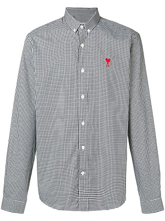 Ami Camisa xadrez - Preto