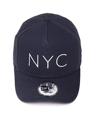 New Era Boné New Era Snapback NYC Azul-marinho e19f33233db