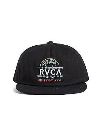 wholesale dealer 656b0 f6897 ... promo code for rvca rvca vakay adjustable hat black b397c fd491