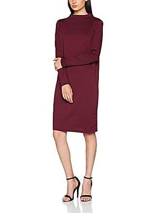 624cbe1fde8a Vila Clothes Vifaunas L s High Neck Dress-Fav