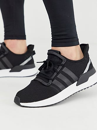 adidas Originals U-Path - Schwarze Laufsneaker