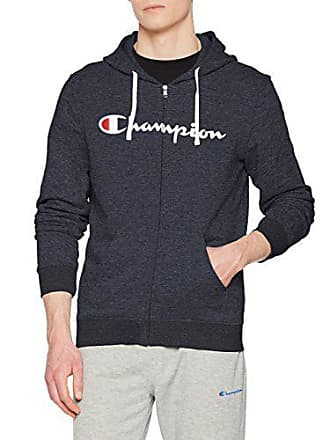 Champion Hooded Full Zip Sweatshirt-American Classics, Sweat-Shirt à  Capuche Homme, 20cb2c6eec0c
