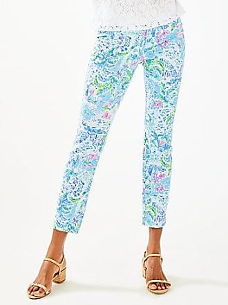 Lilly Pulitzer 27 Kelly Skinny Stretch Crop Pant