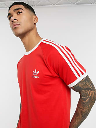 Adidas: Rood T-Shirts nu tot −51% | Stylight