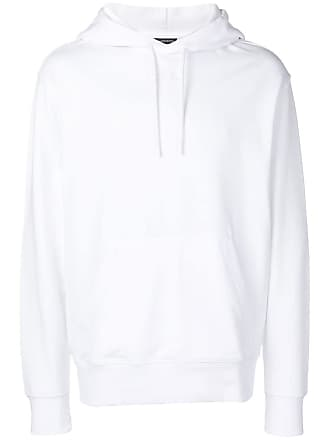 J.Lindeberg Moletom Hurl Hood Ring Loop - Branco