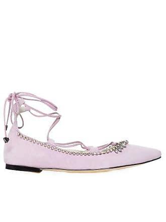b51c8c6969 Vinci Shoes Sapatilha Lace Up Crystal VINCI SHOES - Lilás