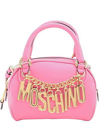 cd24cb5403c7 Pink Leather Handbags  Shop up to −32%