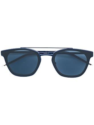 Saint Laurent Eyewear Óculos de sol - Azul