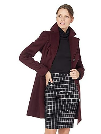 dfcc85bae17f Calvin Klein Womens Classic Cashmere Wool Blend Coat
