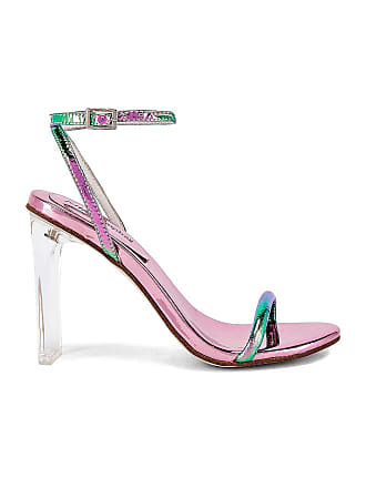 Jeffrey Campbell Vaccine Sandal in Pink