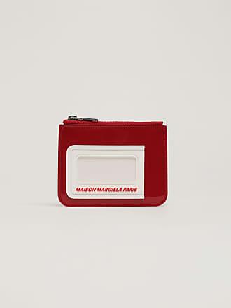 Maison Margiela Maison Margiela Wallet Red Bovine Leather