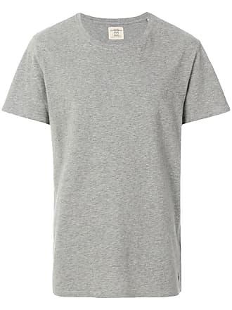 Kent & Curwen basic shortsleeved T-shirt - Cinza