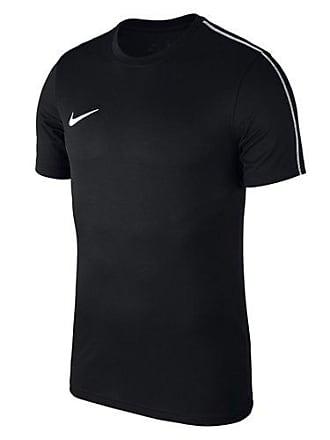 ca2c308caa2d49 Nike Dry Park 18 Maglietta manica corta, Uomo, Nero/Bianco (Black/