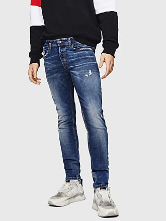 Diesel Sleenker-X 069HQ Jeans Men Denim Medium Blue 31 L30