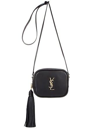 306b7d36f7a Saint Laurent Monogram Blogger leather shoulder bag