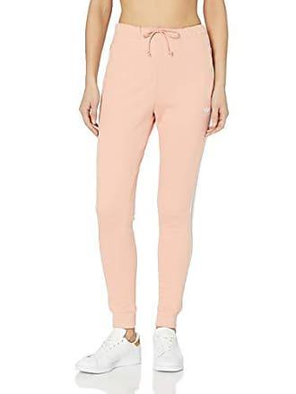 adidas Originals Womens Regular Cuffed Track Pants, dust Pink, XX-Small