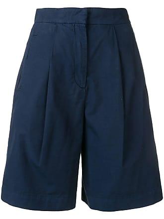 Ymc You Must Create wide-leg shorts - Blue