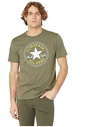 Converse Chuck Patch Tee (Field Surplus) Mens Short Sleeve Pullover 37f76b6174