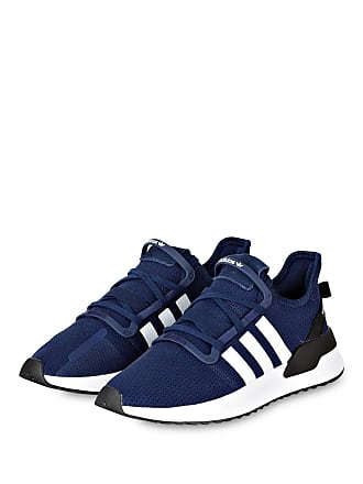 outlet store 6b6b3 c3035 adidas Originals Sneaker U PATH RUN - BLAU  WEISS  SCHWARZ