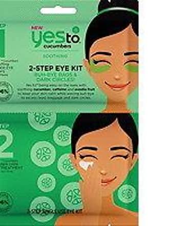 Yes To Cucumbers 2-Step Eye Kit Buh-Bye Bags & Dark Circles
