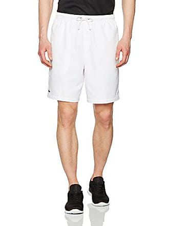 728d644178 Lacoste Sport - Short Homme Blanc (Blanc) (Taille fabricant : 4)