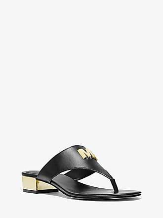 Michael Kors Deanna Leather Sandal