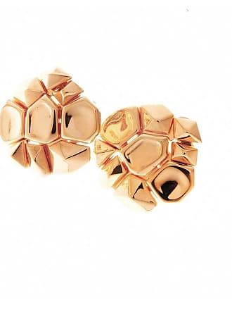 RIPA Dragon Skin Earrings Gold Plated