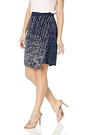 Nic+Zoe Womens Renew Skirt, Multi, Large
